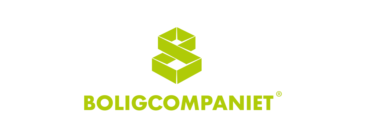 Logo for Boligcompaniet