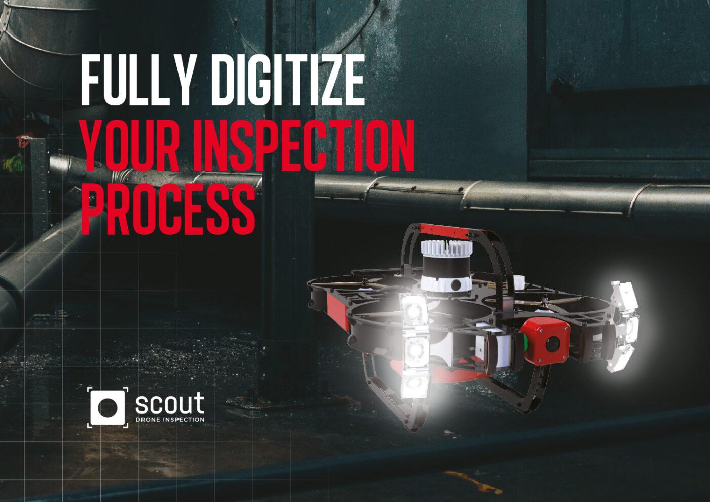 Scout Drone Inspection - folder