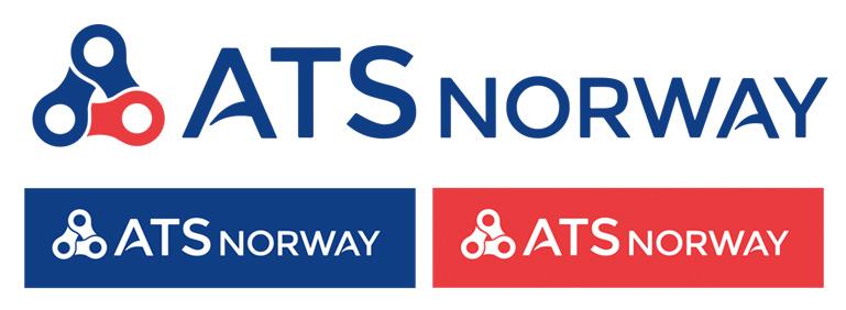 Logodesign for ATS Norway og ATS Sweden