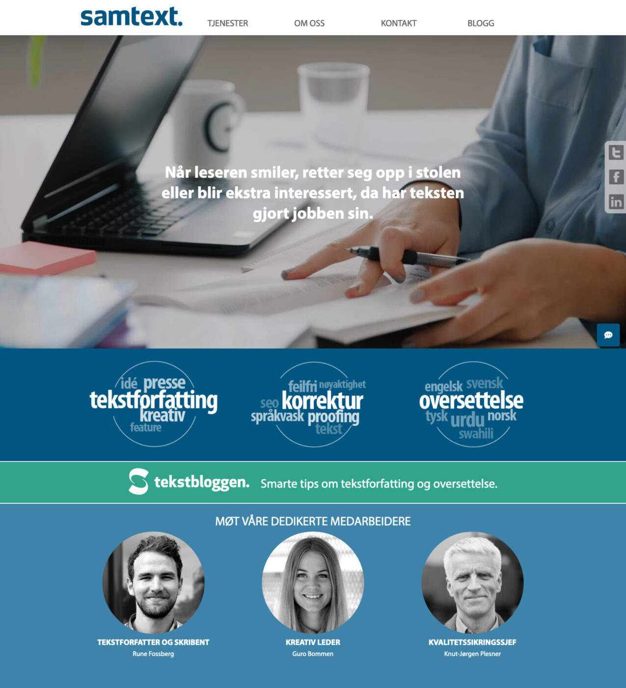 Doghouse: Nettside, logodesign og grafisk arbeid