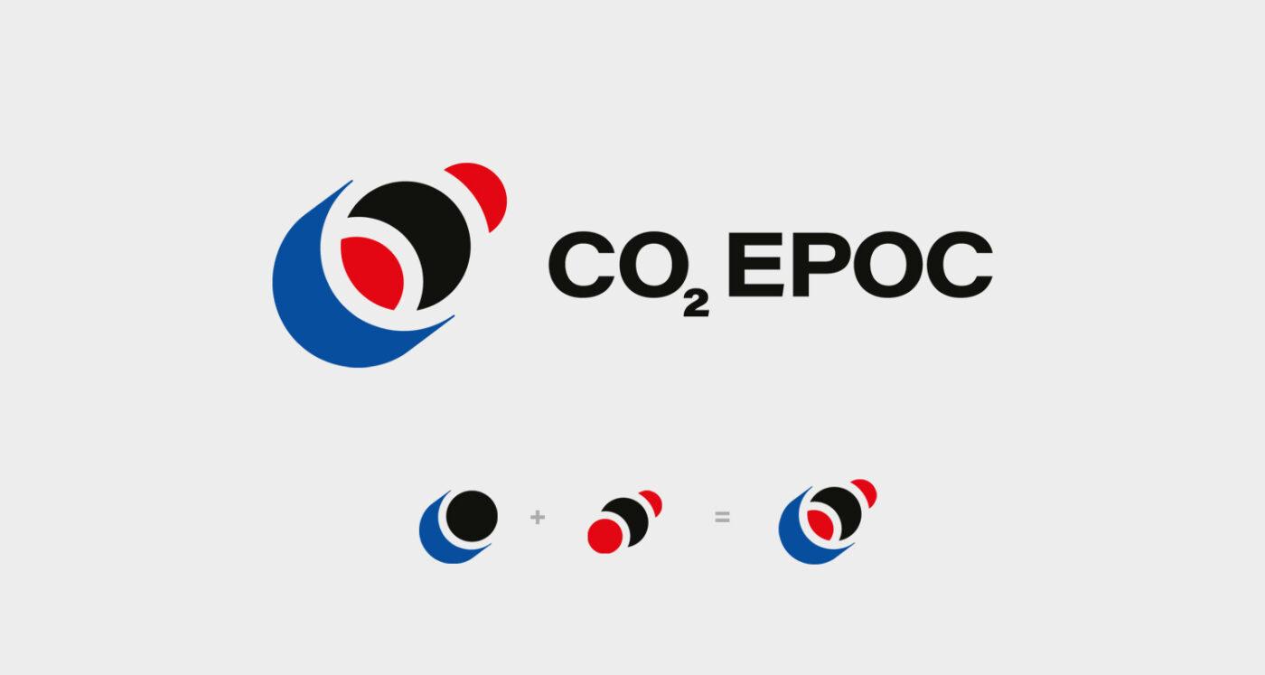 Doghouse: Logodesign for SINTEF - CO2 Epoc