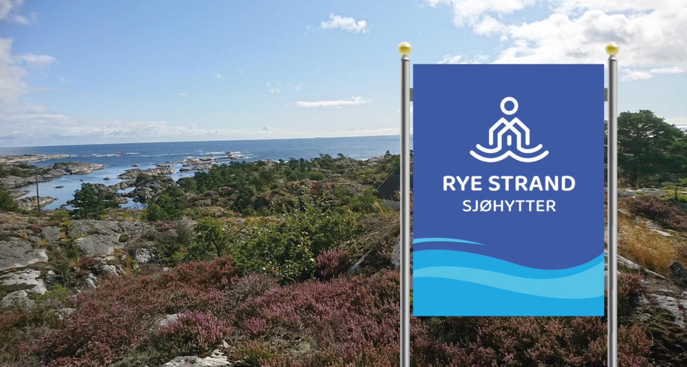 Rye Strand sjønære hytter